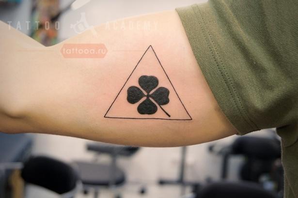 Татуировки для удачи и счастья